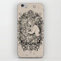 Cosmic Lover iPhone & iPod Skin