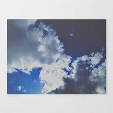 Skies. Canvas Print
