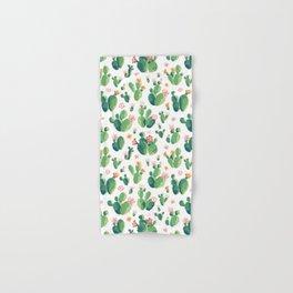 Cactus pattern II Hand & Bath Towel