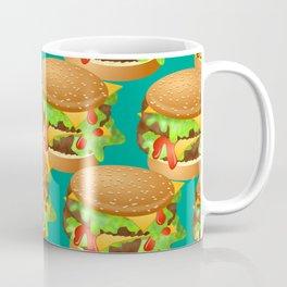 Double Cheeseburgers Coffee Mug