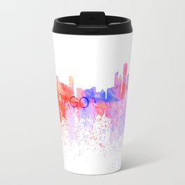 Love Chicago Travel Mug