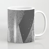 wwe Mugs featuring Abstract by eARTh