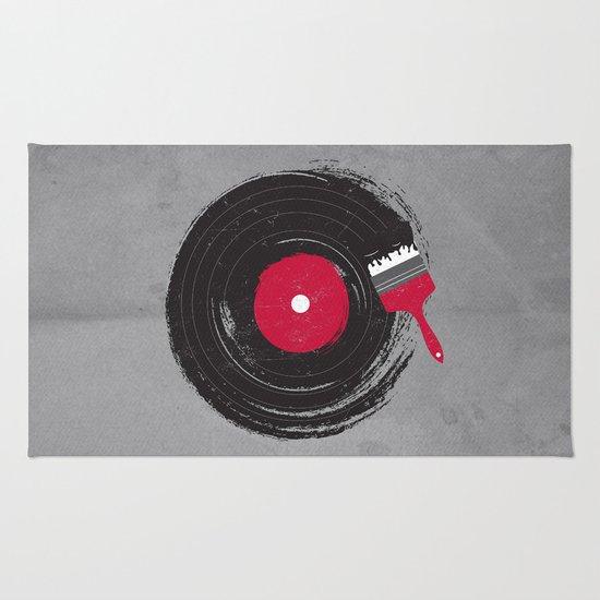 Art of Music Rug