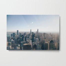 Chicago2 Metal Print