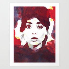 The Impossible Clara Art Print