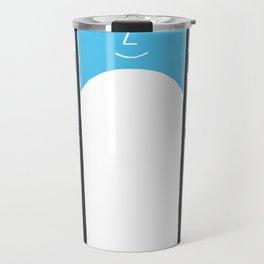 Mr Blue Boy Travel Mug