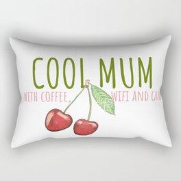 Cool Mum Rectangular Pillow