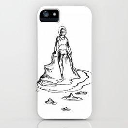 Bather iPhone Case
