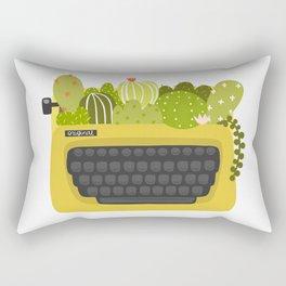 Be Unexpected Rectangular Pillow