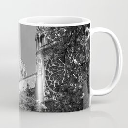 Notre Dame in Spingtime Coffee Mug