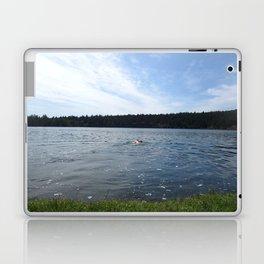 Orcas Island Laptop & iPad Skin