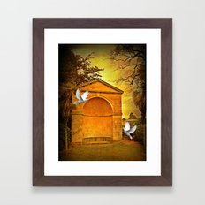 Regency Summer. Framed Art Print