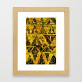egiz Framed Art Print