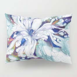 A Dream of Flower and Lace Pillow Sham