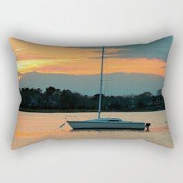 Shell Point Sunset Rectangular Pillow
