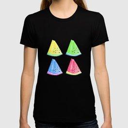 Watermelon Color Mix T-shirt