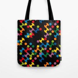 DOTS - polka 2 Tote Bag