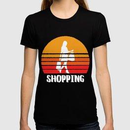 Shopping Sunset T-shirt