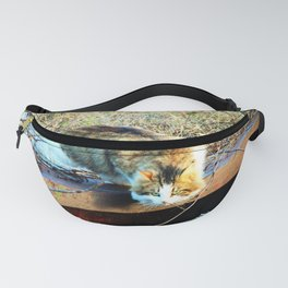 Looking For Mice Fanny Pack