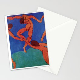Dance II - Henri Matisse - Exhibition Poster Stationery Cards