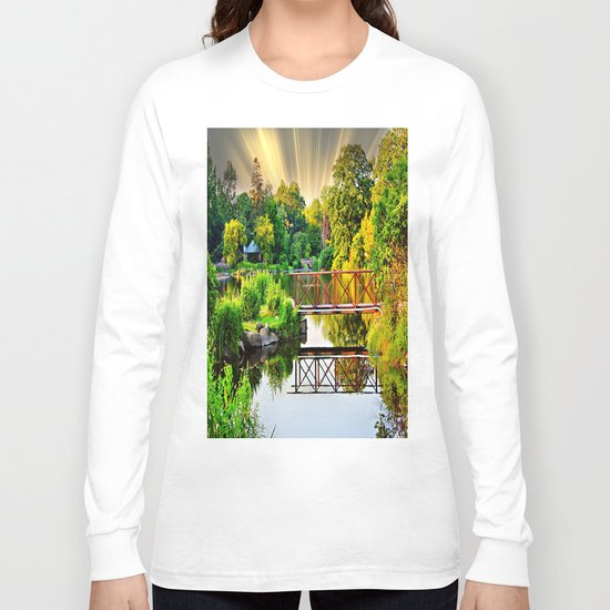 Nature's Reflections Long Sleeve T-shirt