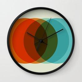 Focus II Wall Clock