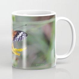 Indian Fritillary in Hangzhou Coffee Mug