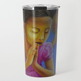 Prayer III Travel Mug