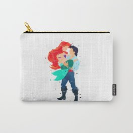 Ariel & Eric Carry-All Pouch