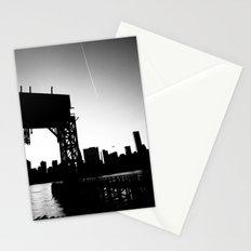 New York City Blackout Stationery Cards
