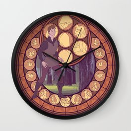 Prince Philip  Wall Clock
