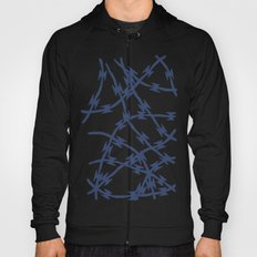 Trapped Navy Hoody