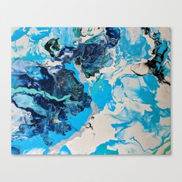 Abalone Waters Canvas Print