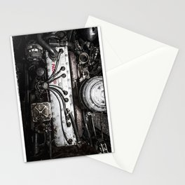 Packard  Straight 8 Engine Stationery Cards