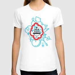 GIOSE X STREETART.COM T-shirt
