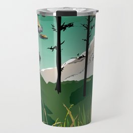 Cape Disappointment Travel Mug