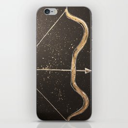 Let Your Arrow Fly iPhone Skin
