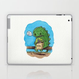"""lunch in the city"" Laptop & iPad Skin"
