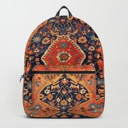 Northwest Persian Antique Carpet Print Backpack