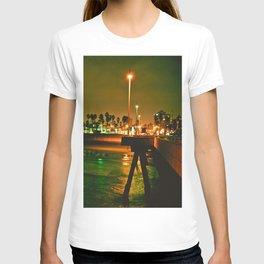 Venice Beach Night T-shirt