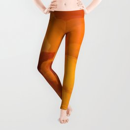 in your warmth Leggings