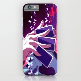 Hisoka Hunter X Hunter iPhone Case