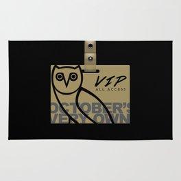 VIP Pass Rug