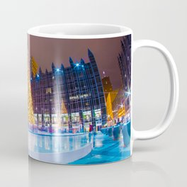 Christmas in Market Square Coffee Mug