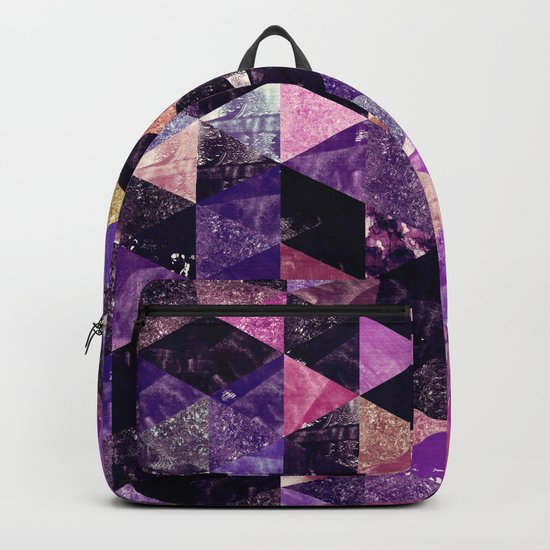 Abstract Geometric Background #9 Backpack