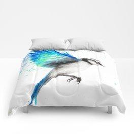 Tropical Oasis Bird Comforters
