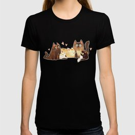 Kitten Love T-shirt
