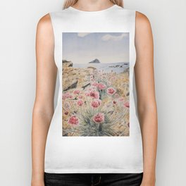 Washed Out Biker Tank