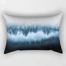 Forest of frost Rectangular Pillow