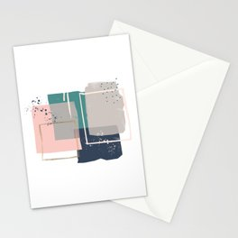 colour study 1 Stationery Cards